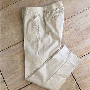 J Crew stretch pants